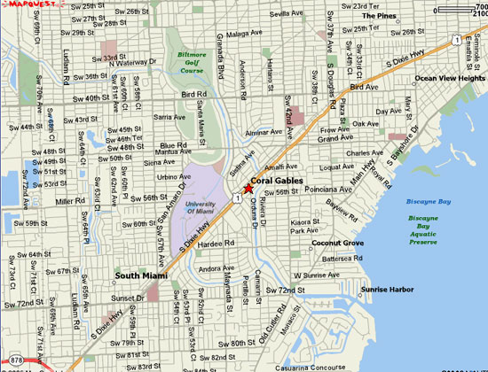 Coral Gables Properties
